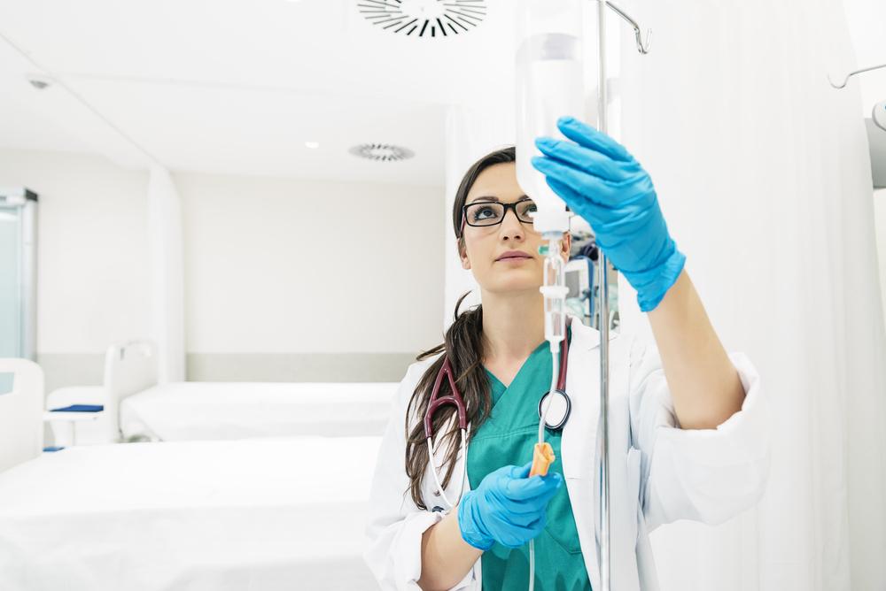 nurse anesthetist