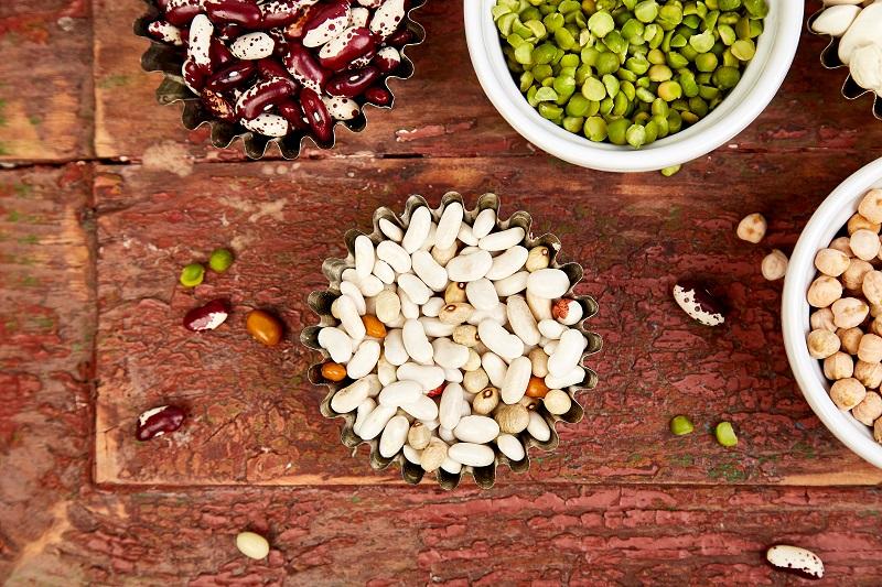 bowl of legumes