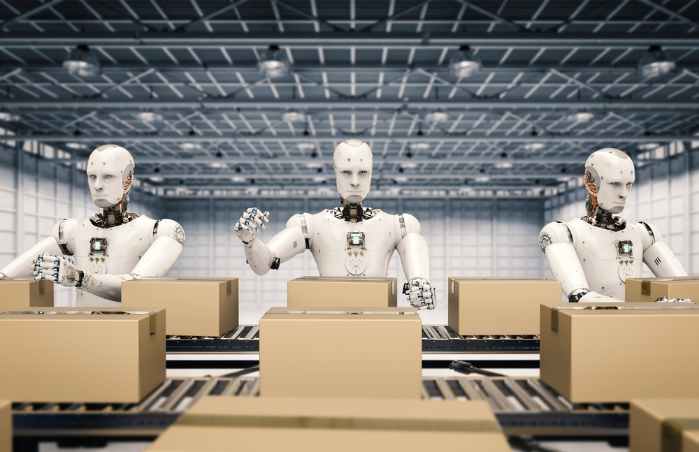 9 Jobs That Will Be Stolen By Robots